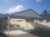 Gable Roof Carport- 5.7m x 5.7m x 2.7m High