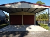 Gable Roof Carport 6m x 6m x 2.4m High