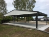 Gable Roof Carport- 12m x 6m x 2.4m High