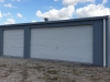 Garage with attached Leanto