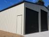 9.9m x 10.6m x 3.6m High Gable Roof Garage