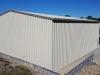 Gable Roof Garage- 9m x 6m x 2.4m High
