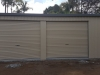 7.5m x 6m x 2.7m High Gable Roof Garage