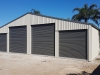 Gable Roof Garage- 12150 x 15200 x 3300 High