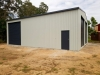 Garage - 12150 x 9900 x 4200 High
