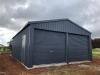 Garage- 9100 x 6050 x 2700 High