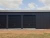Garage- 15.2m x 8m x 3.8m High