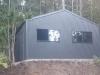 Gable Roof Garage- 12m x 6 m x 2.7m High
