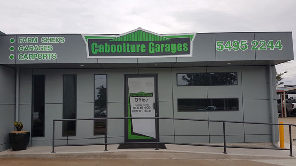 Caboolture Garages Office